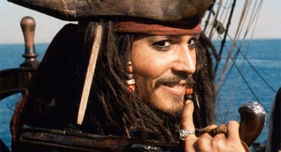 (Piratas do Caribe / divulgação)