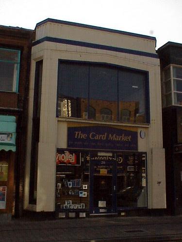 The Card Market, Blackpool
