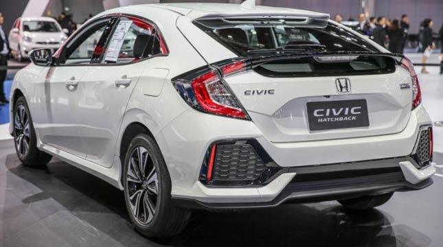 850 Koleksi All New Honda Civic Terbaik