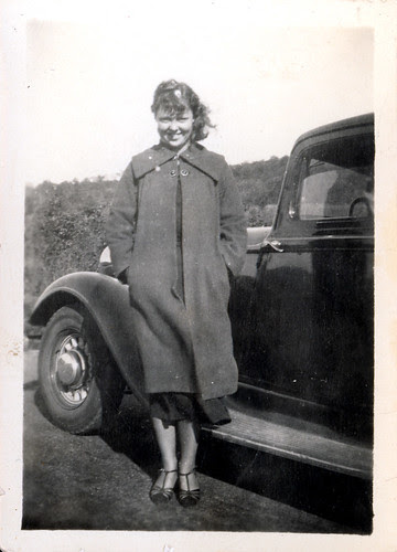 Dolly with later car