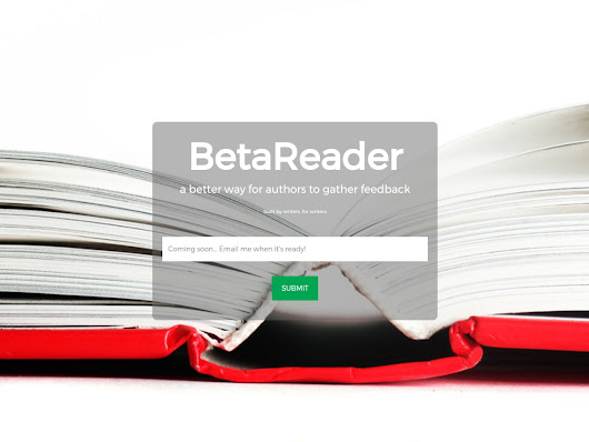 BetaReader - Helping Authors Collect Feedback