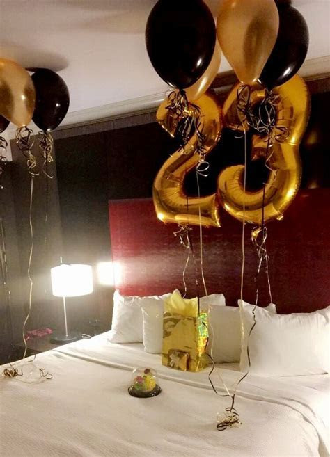 Birthday Surprise For Him.   His Birthday   Pinterest