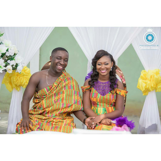 Patricia and Randy: And two shall become ONE 📷 by @kobyohenesiaw #Ghana #africanweddinghub | African Wedding Hub