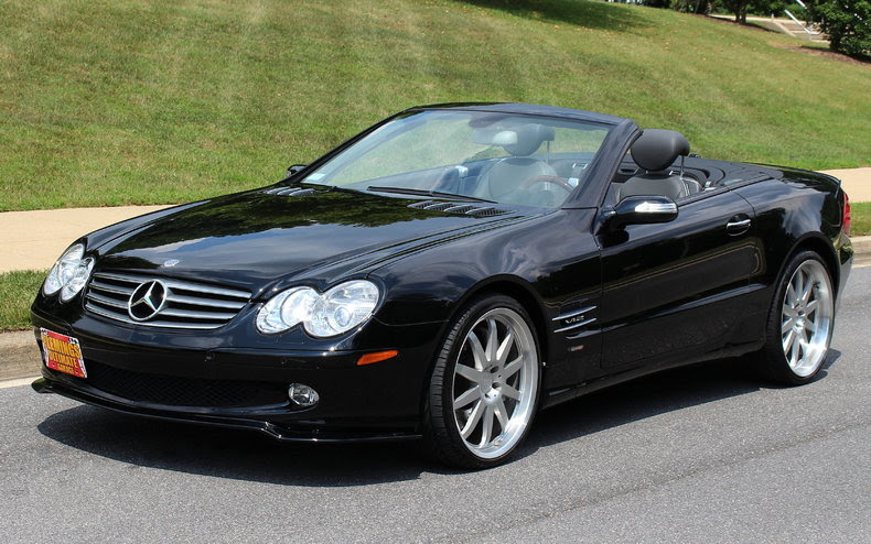 2006 Mercedes Benz SL600 | | Flemings Ultimate Garage ...