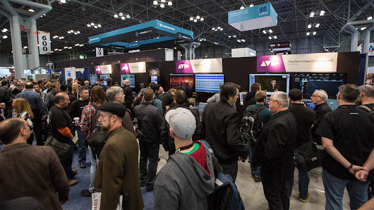 Avid at AES New York 2017 — Sound and Story, Amplified