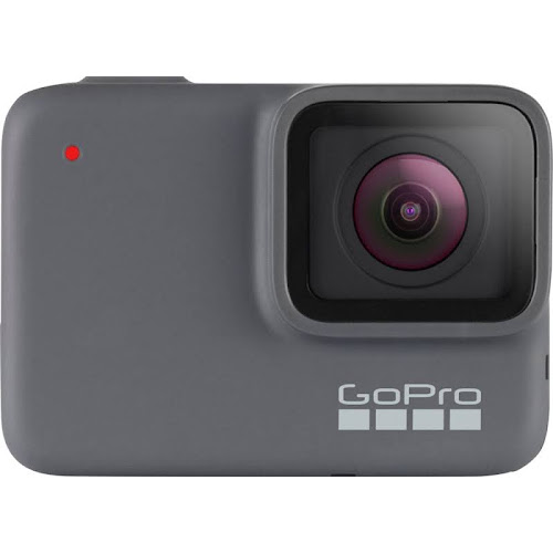 GoPro HERO7 Silver 10.0 MP Ultra HD Action Camera - 4K