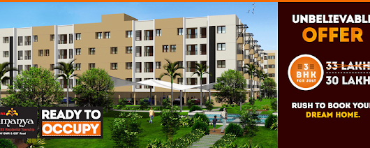 Apartments for sale in OMR road Chennai - Asvini Amanya