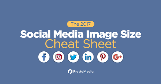The Best Social Media Image Sizes For Photo Sharing On Every Major Social Network