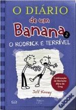 O Diário de um Banana 2 - O Rodrick É Terrivel
