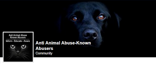 Guest Blogger,  Anti Animal Abuse-Known Abusers | Just-Do-Something.org
