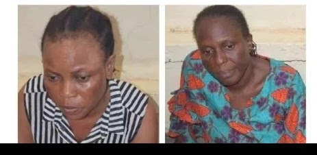 Nurses Arrested For Allegedly Selling Baby For N350,000 ***Photos***