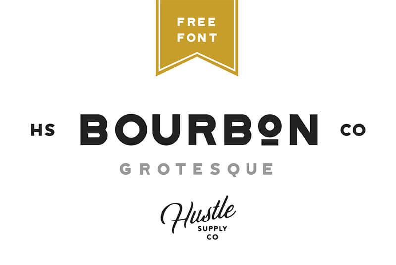 bourbon-font