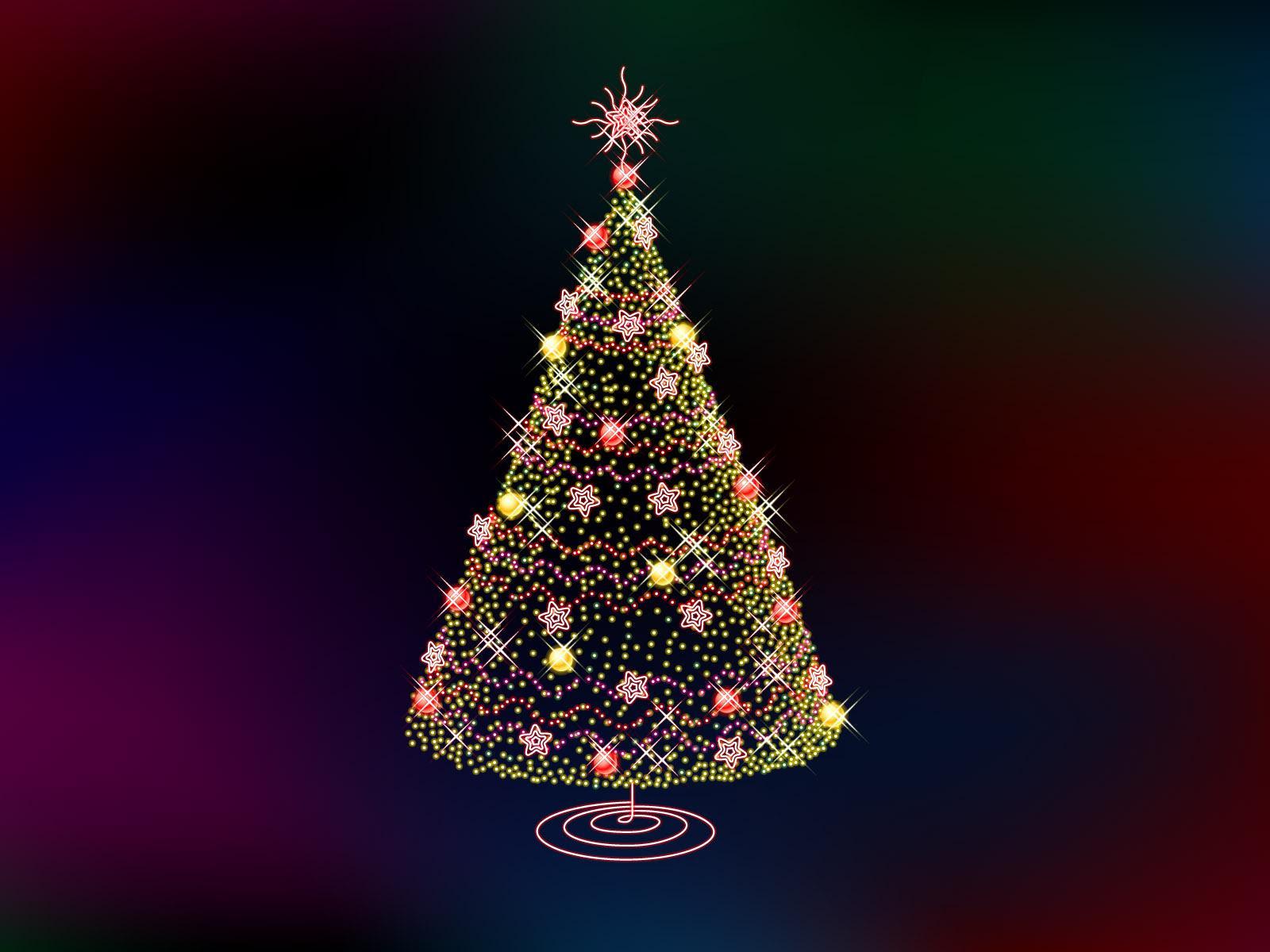 HDmax - Choinka na Boże Narodzenie » Tapety na Boże