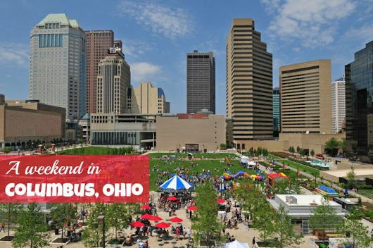 A weekend in Columbus, Ohio • Family Travels on a Budget