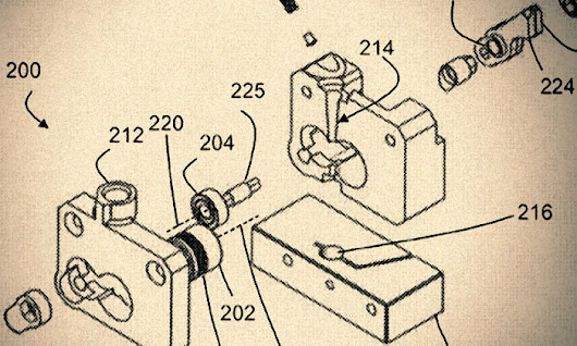 What's the story with the Makerbot patent?