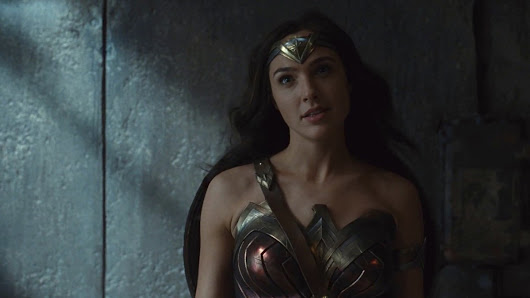 'Justice League' VFX reel includes a deleted shot of Gal Gadot as Wonder Woman