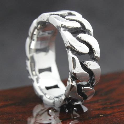 mens boys  stainless steel cool silver bracelet style