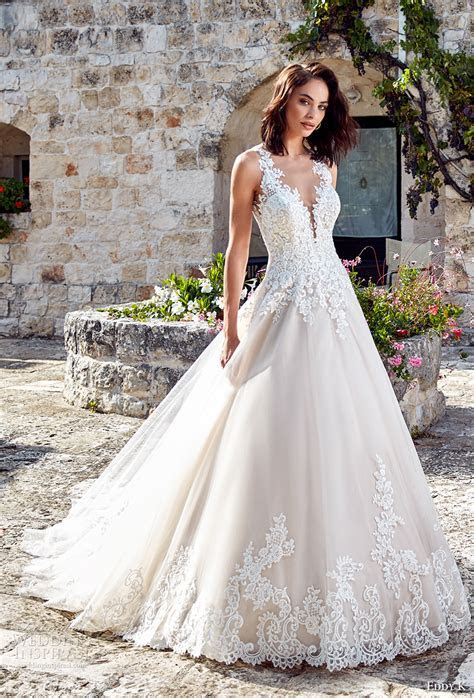 Eddy K. Dreams 2018 Wedding Dresses   Wedding Inspirasi