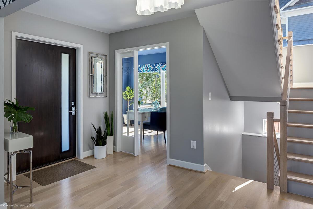wooden door designs for drawing room  | 443 x 600