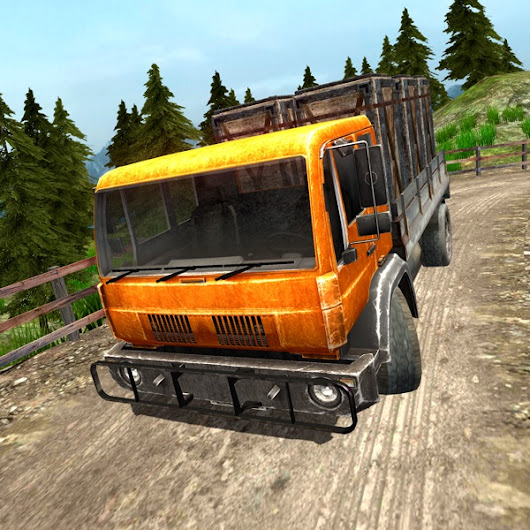 Download Trucker: Mountain Delivery for Mac Free