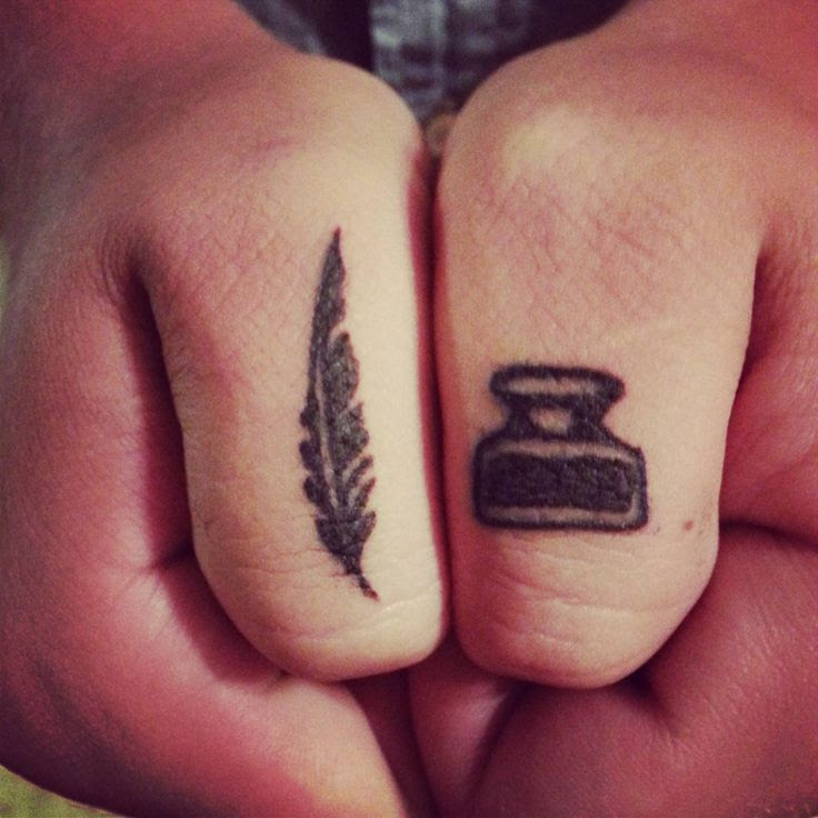 Quill and Ink,