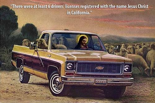 Jesus Christ by DeliveryMaxx