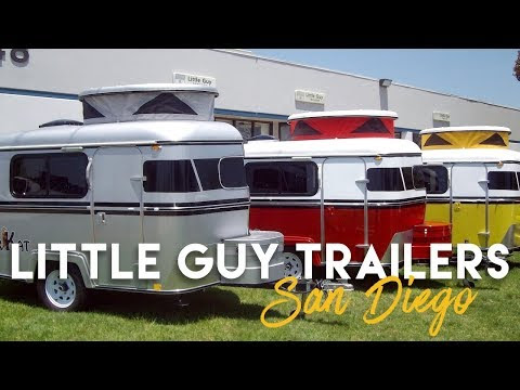 A Little Trip to Little Guy Trailers