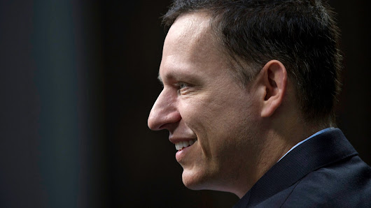 Peter Thiel Wants to Inject Himself With Young People's Blood