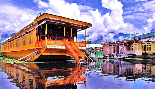Kashmir The Paradise of India