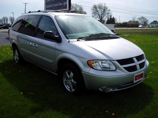 Used 2006 Dodge Grand Caravan for Sale in Sandusky OH 44870 Deiderick Motors