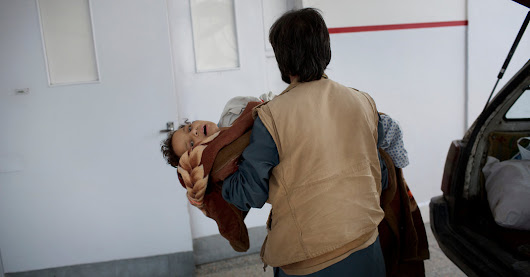 Survivors Tell of Fleeing Kunduz Hospital in Flames