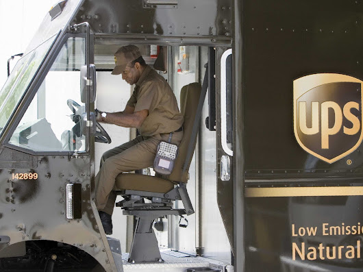 UPS Fires 250 Employees For Staging A 90-Minute Protest To Defend Co-Worker