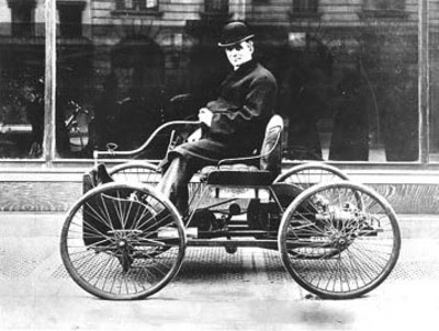 Ford Motor Company in 1903.