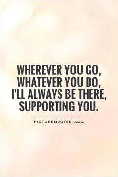 Thank You For Support Quote Quote Number 600428 Picture Quotes