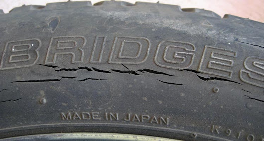 The Dangers of Cracked Tires | Used Tires Houston