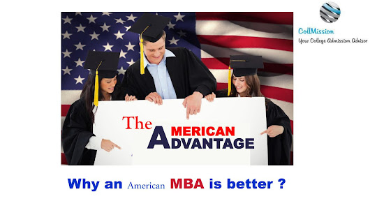 10 Reasons for American MBA