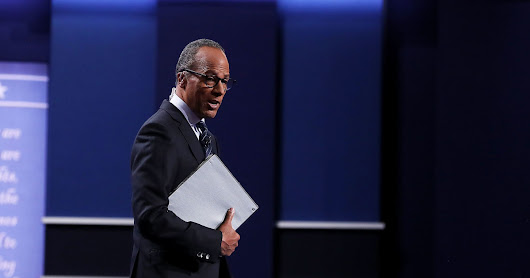 CNN Launches Manhunt After Lester Holt Vanishes from Debate - The New Yorker