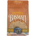 Lundberg Family Farms Organic Brown Basmati Rice - 2 Lb -PACK 6