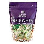 Eden Foods Organic Buckwheat, Hulled Whole Grain - 16 oz - Pack of 12