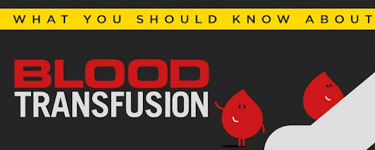 What You Should Know About Blood Transfusions [Infographic]