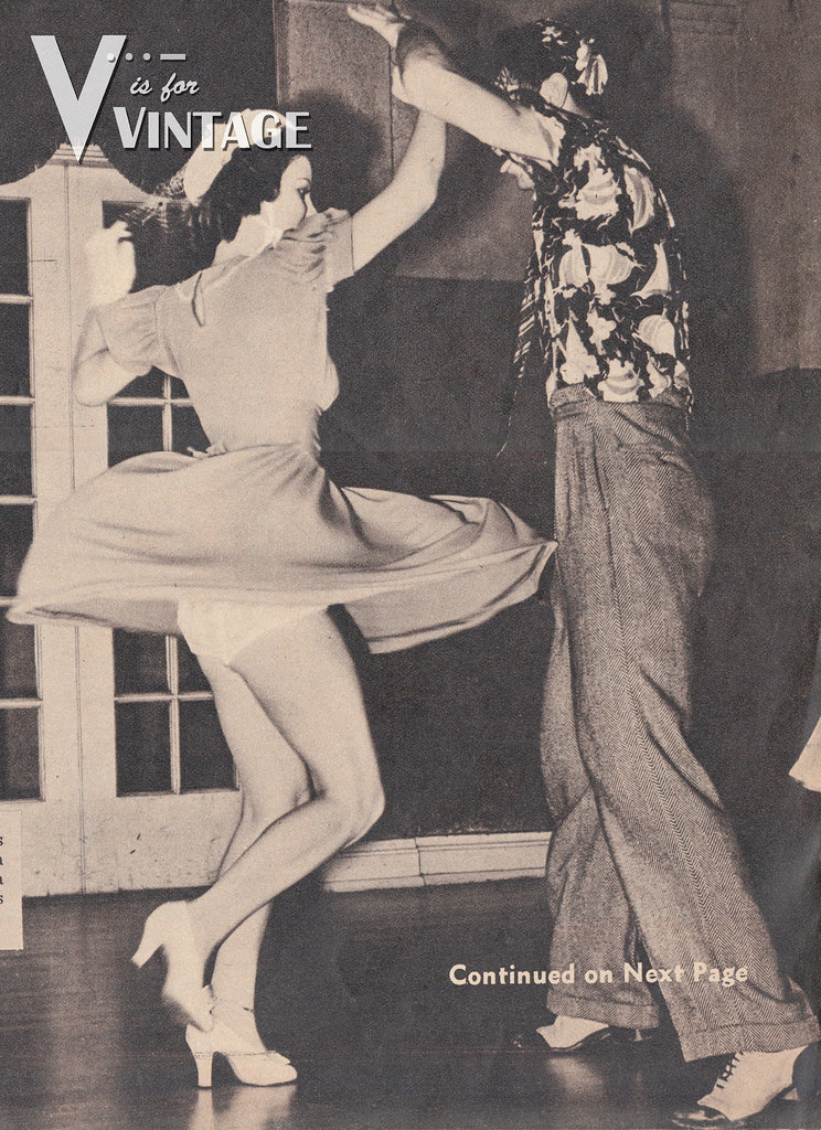 Vintage Swing Party