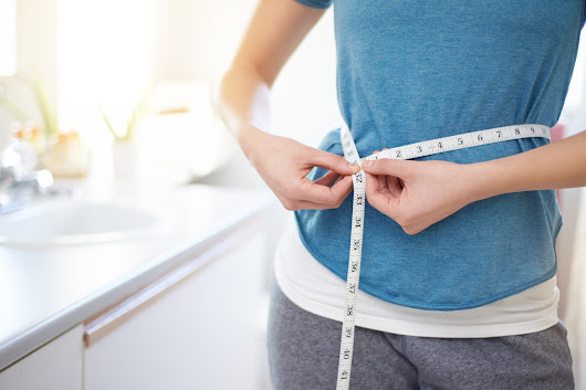 Step away from the scale: It's not all about how much weight you lose