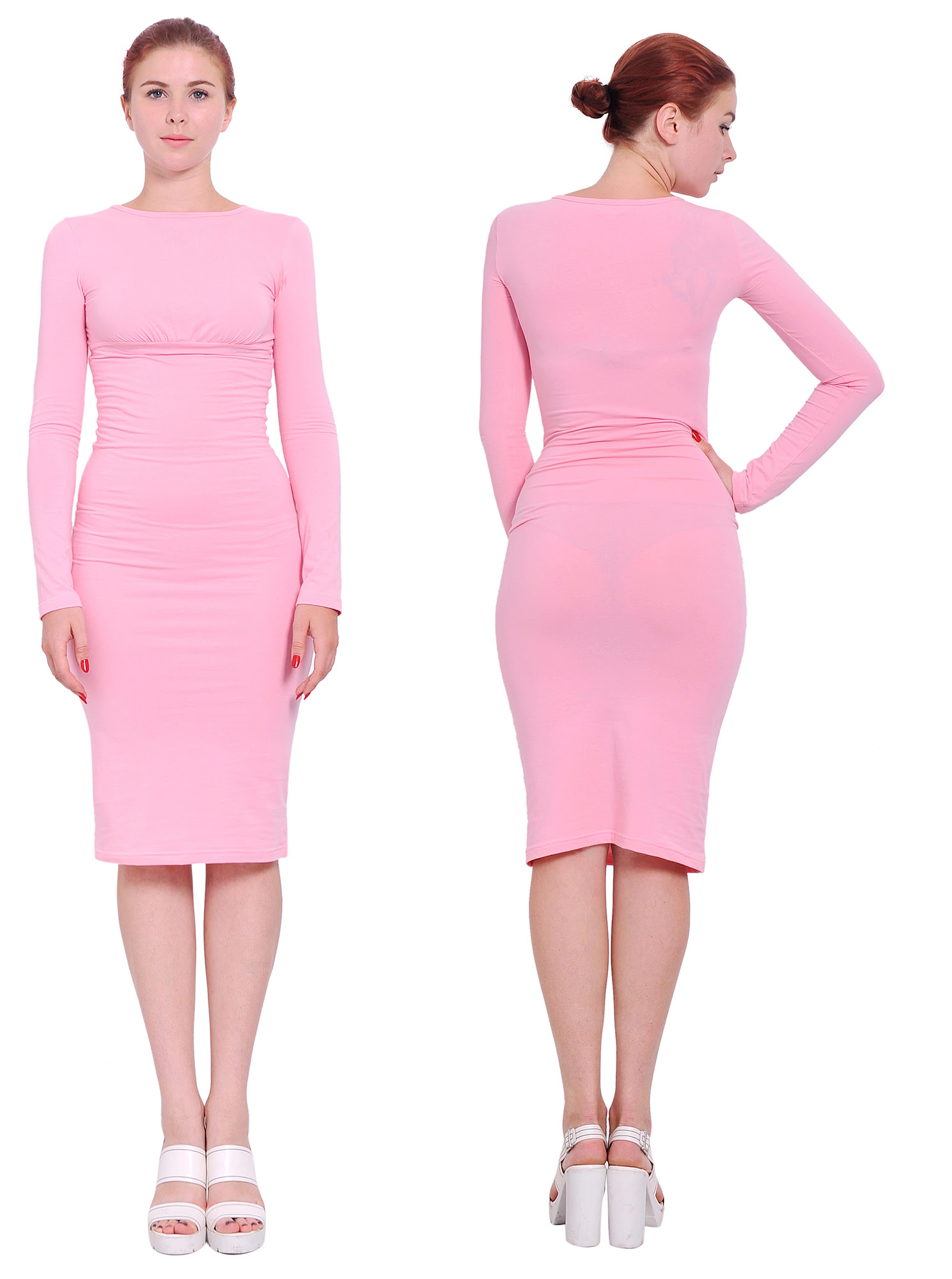 Small target size dresses long sleeve bodycon plus womens india