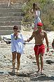 cristiano ronaldo girlfriend beach spain 02
