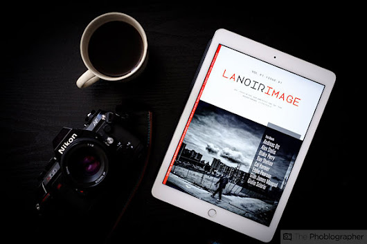 Black and white photography comes to your tablet, courtesy of The Phoblographer's La Noir Image