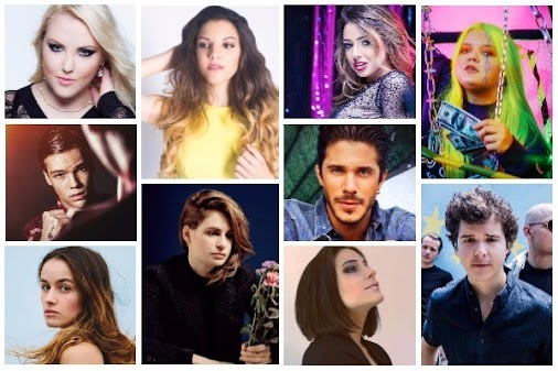 Eurovision 2018 wishlist: Our dream contestants from Croatia to Greece
