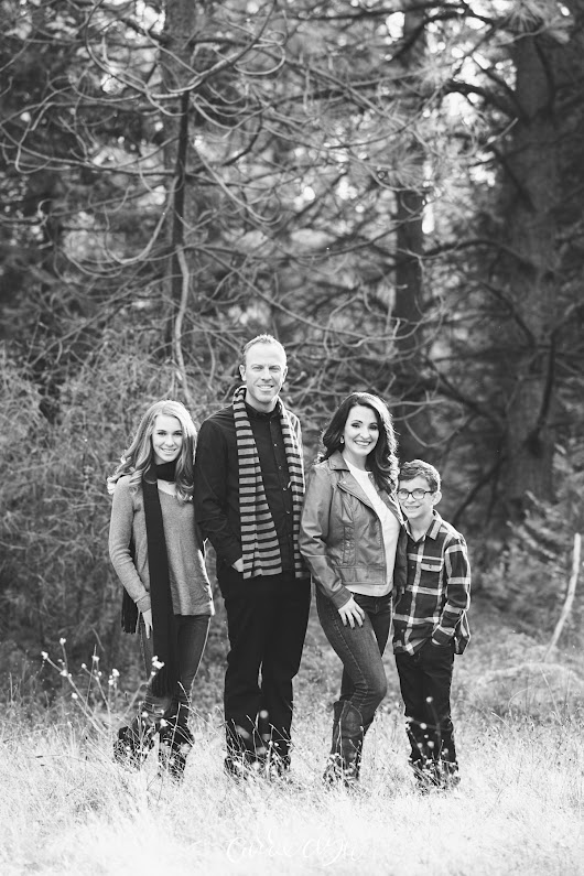 The Rummel Family | El Dorado Hills Photographer