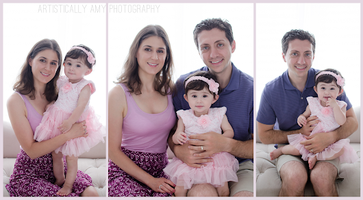 Dutchess County Baby Photos | Olivia's First Birthday - Beacon Newborn Photographer | Artistically Amy