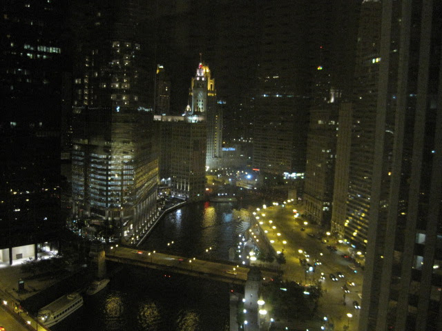 Chicago Rivef, from the Renaissance