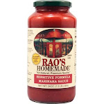 Raos Homemade Marinara Sauce, Sensitive - 24 oz